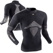 X-bionic Bionic Energizer™ Mk2 Shirt Long Sleeves - Collo Alto