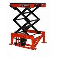 Innteck Hydraulic workshop lift stand