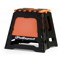 POLISPORT MX BIKE STAND ORANGE
