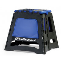 Polisport Cavalletto Mx Bike Stand Blu
