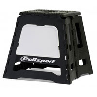 Polisport Cavalletto Mx Bike Stand Nero/bianco