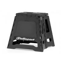 Polisport Cavalletto Mx Bike Stand Nero