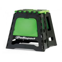 Polisport Cavalletto Mx Bike Stand Verde