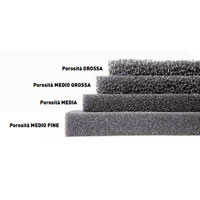 Medium Fine Porosity Sponge Sheets 12mm