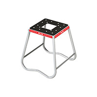 Matrix Concepts C1 Steel Stand Red