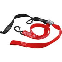 0\'neal De Luxe Soft Hook Tiedown Logo rojo