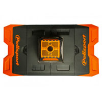 Polisport MX BIKE MAT Orange/Black