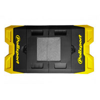 Polisport Mx Bike Mat Yellow