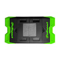 POLISPORT MX BIKE MAT GREEN/BLACK