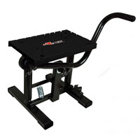 Racetech Foot Lift Bike Stand Cross Black