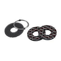 Tag Metals Grip Donut Kit Noir