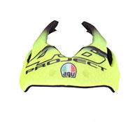 Agv Top Pad Pista Gp Yellow Standard