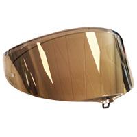 Agv Visor Gt-3 For Sportmodular Helmets Iridium Gold