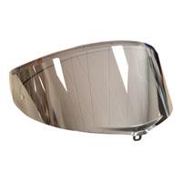 Agv Visor Gt-3 For Sportmodular Helmets Iridium Silver