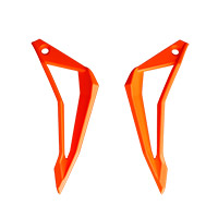 Airoh Aviator 3 Chin Vent Orange Matt