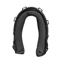 Airoh Executive Neck Roll Black Kid