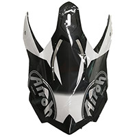 Frontino Airoh Terminator Open Vision Slider Nero