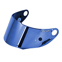 Visiera Airoh Gp550s Specchiata Blu