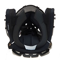 Airoh Phantom S Complete Interior Black