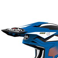 Frontino Airoh Strycker Axe Arancio Blu Opaco
