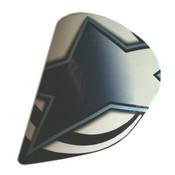 Arai Side Pods - J Type - Rx-7 Gp Edwards Replica Gp Red