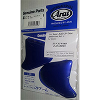Arai Sz-f Side Pods Banda Blue