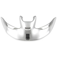 Arai Viper Rear Air Conductor Frost Silver
