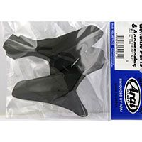Arai Upper Rear Side Air Intake Mx-v Frost Black