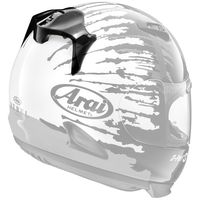 Arai Rear Air Conductor Rebel Black