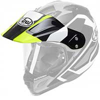 Arai Frontino Per Tour X-4 Catch Giallo