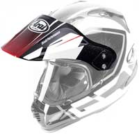 Arai Tour X-4 Detour Red Peak