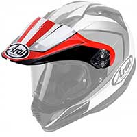 Arai Tour X-4 Flare Red Peak
