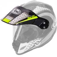 Arai Tour X-4 Mesh Yellow Peak