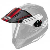Arai Tour X-4 Move Red Peak