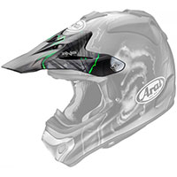 Arai Mx-v Peak Barcia Green