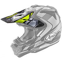 Arai Mx-v Peak Bogle Yellow