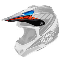 Arai Mx-v Peak Rumble Blue