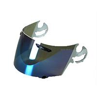 Lente Arai Type Sai Rx-7 Gp Specchiata Blu