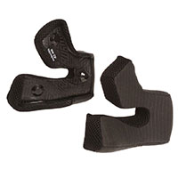 Bell Cheek Pad Set Moto 9 Black