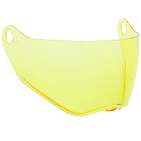 Bell Mx-9 Adventure Visor Hi Def Yellow