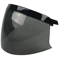 Bell Scout Air Visor Dark Smoke