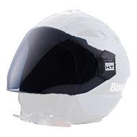 Blauer Brat (xxs-xs-s) Visor Dark Smoke