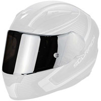 Scorpion Mirror Silver Visor For Exo 3000 Air/920