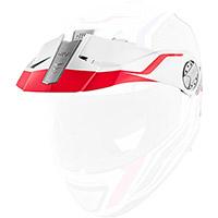 Frontino Givi X33 Bianco Rosso Blu