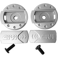 Givi Z2584r Visor Chin Blocks