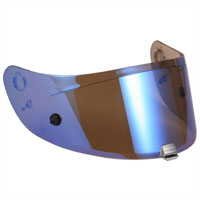 Hjc Hj-26st Visor Compatible With Rpha 70 Blue