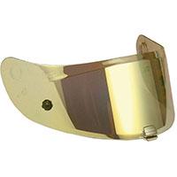 Visera HJC HJ-20 RPHA 10 Plus dorado
