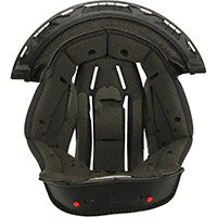 Hjc Rpha 11 Carbon Top Liner Black