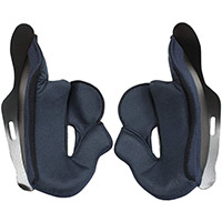 Hjc Rpha Max Evo Cheek Pads Blue