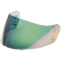 Hjc Visor Hj-09 For Tr-1/cl-sp/cs-15 Green